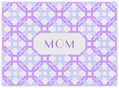 Octagon (Ivory) - Paperless Post -