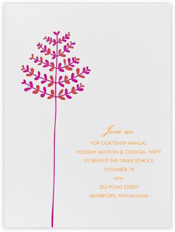 Pink Tree - Linda and Harriett -