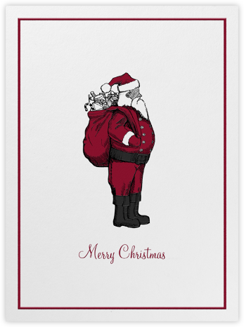 Santa - Paperless Post -