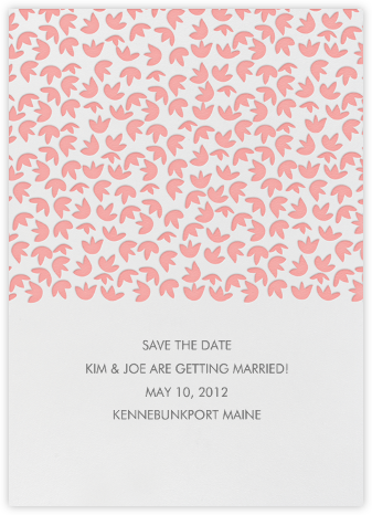 Tulips - Blossom - Linda and Harriett - Summer Entertaining Invitations