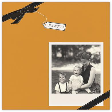 Party Favor - Kumquat - Paperless Post -