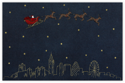 London Christmas - Paperless Post -