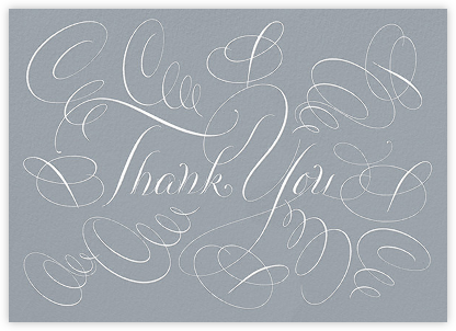 Thank You - Pacific - Bernard Maisner - Online Thank You Cards