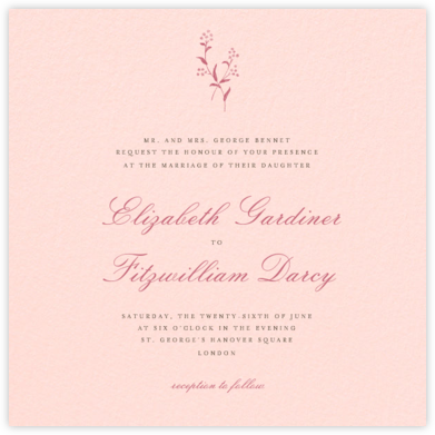 Meringue (Square) - Paperless Post - Wedding invitations