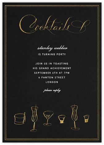 Cocktails - Bernard Maisner -