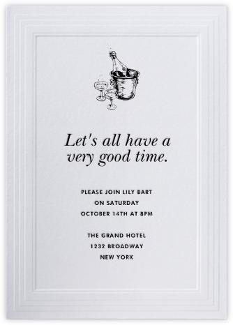 Pergamon - Paperless Post - Online Party Invitations