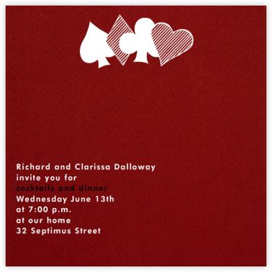 Cardinal (Square) - Paperless Post -