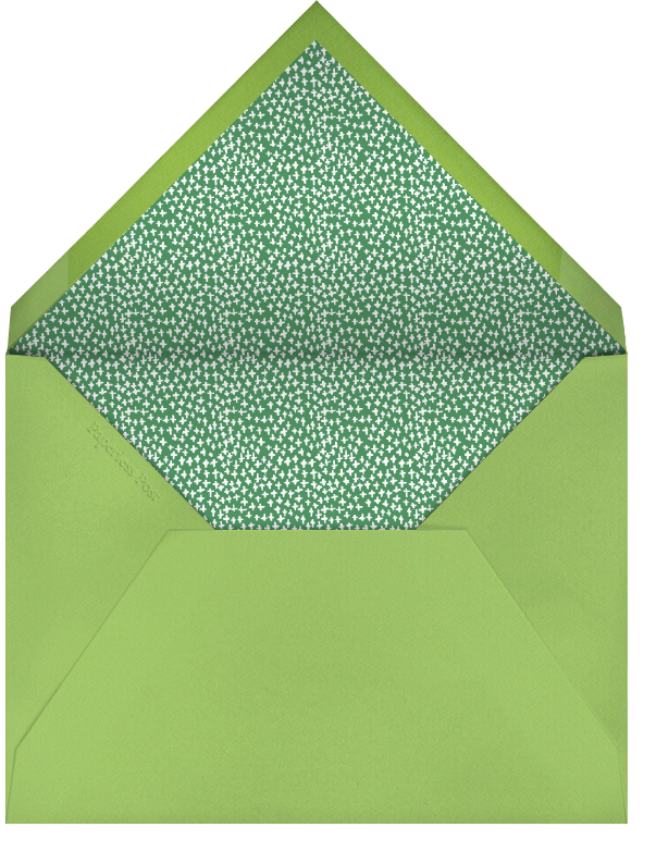 Kiss Me Im Irish - Mr. Boddington's Studio - St. Patrick's Day - envelope back