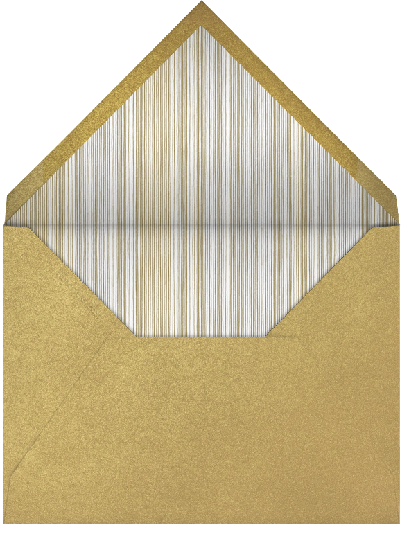 Ornate Fireworks (Cream) - Paperless Post - null - envelope back