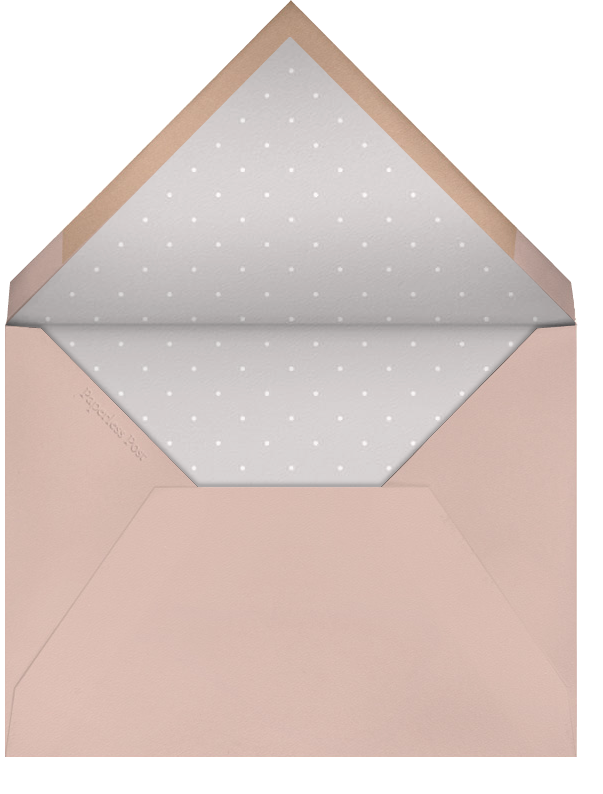 Dade Shades - Paperless Post - Bachelorette party - envelope back