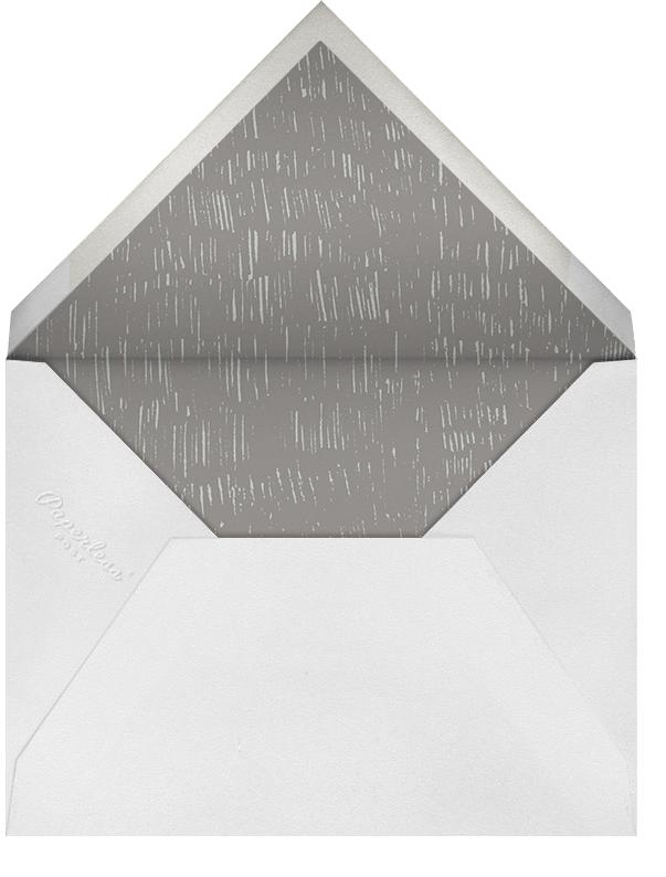 Place Setting - Greige - Paperless Post - Rehearsal dinner - envelope back