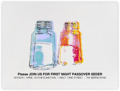 Salt and Pepper - Paperless Post -