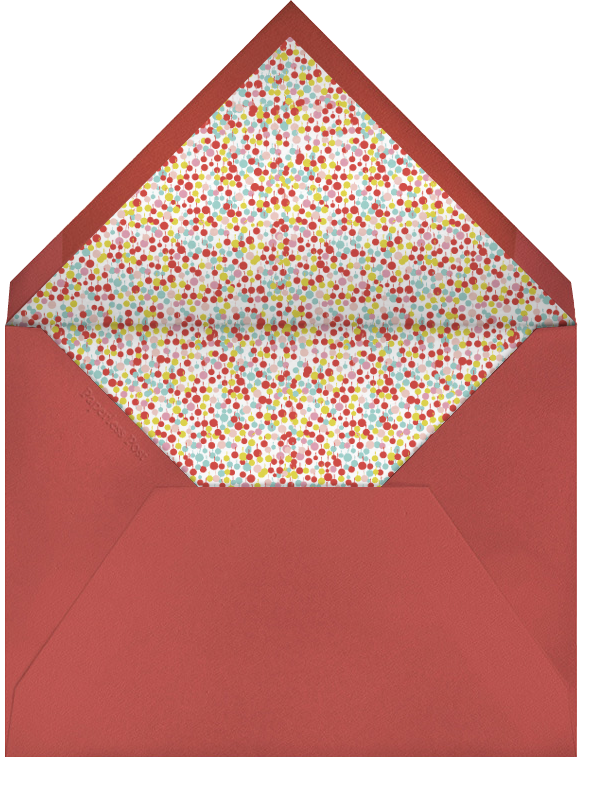 Watch My Swan Dive - Brights - Mr. Boddington's Studio - Summer entertaining - envelope back