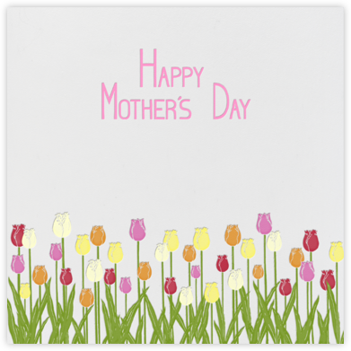 Tulips - Paperless Post -