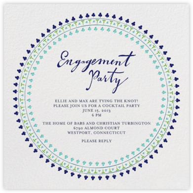 Are You Engaged - Greens - Mr. Boddington's Studio -