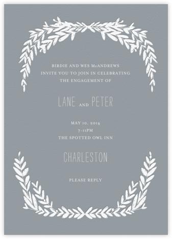 Laurel in Love - Gray - Mr. Boddington's Studio -
