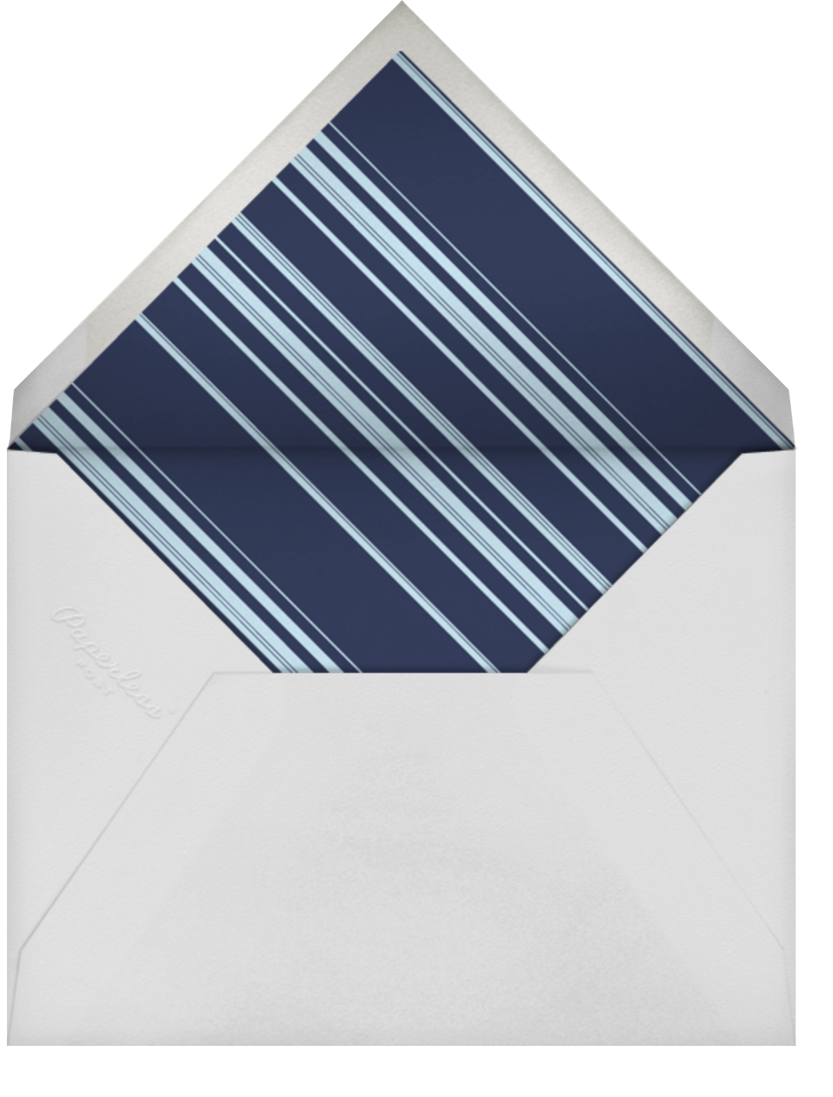 Fort Henry - Paperless Post - Summer entertaining - envelope back