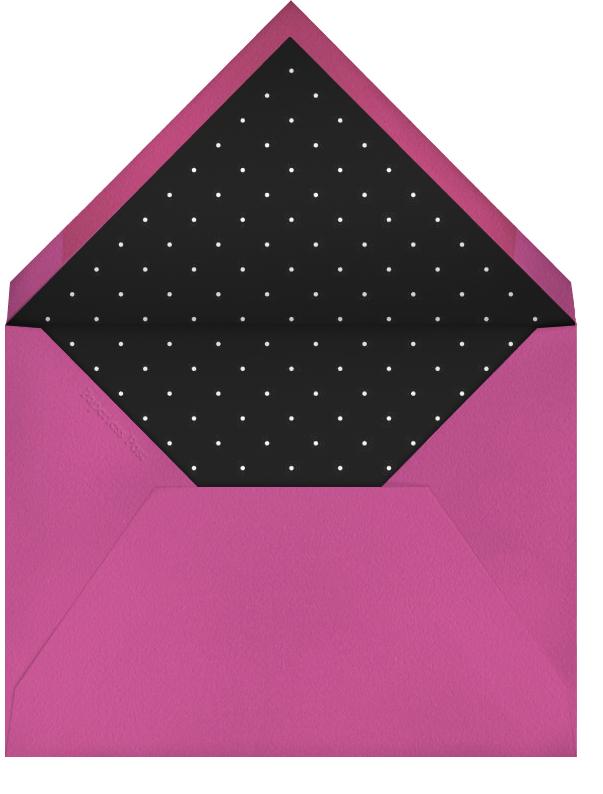 Poodle Birthday - Paperless Post - Birthday - envelope back