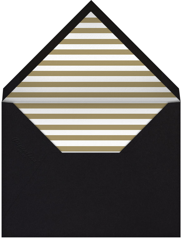 Leagues - Gold - Paperless Post - Congratulations - envelope back