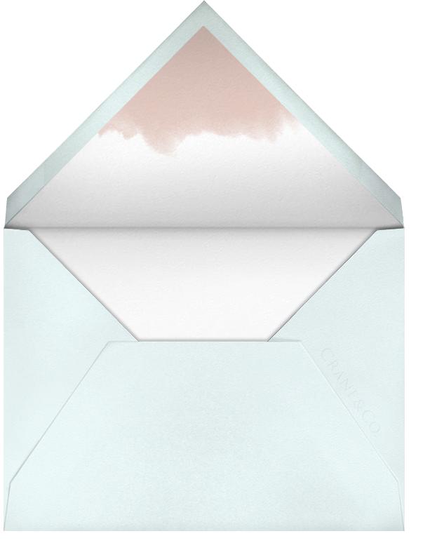 My Sweet - Paperless Post - Birthday - envelope back