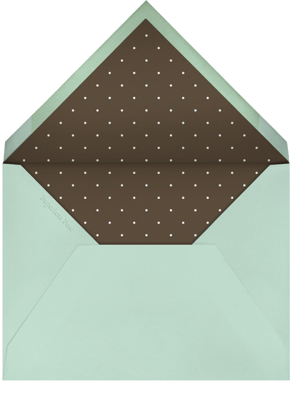 Because I forgot your First Name - Paperless Post - null - envelope back