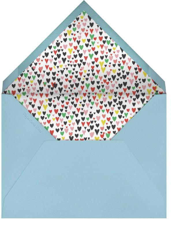 Mommy's 15 Minutes - Mr. Boddington's Studio - Mother's Day - envelope back