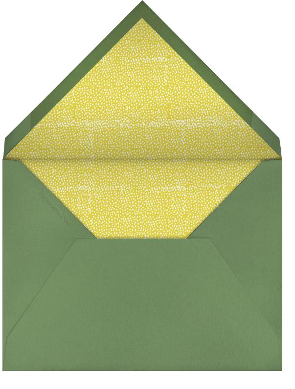 Mommy, I Would Like a Croissant - Mr. Boddington's Studio - Mother's Day - envelope back