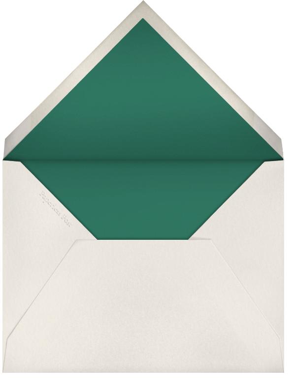Bamboo Trellis - Charterhouse (Tall) - Paperless Post - Envelope