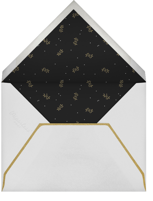 Baubles (Merry Christmas) - Paperless Post - Christmas - envelope back