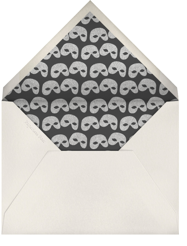 Cocktails - Paperless Post - Personalized stationery - envelope back