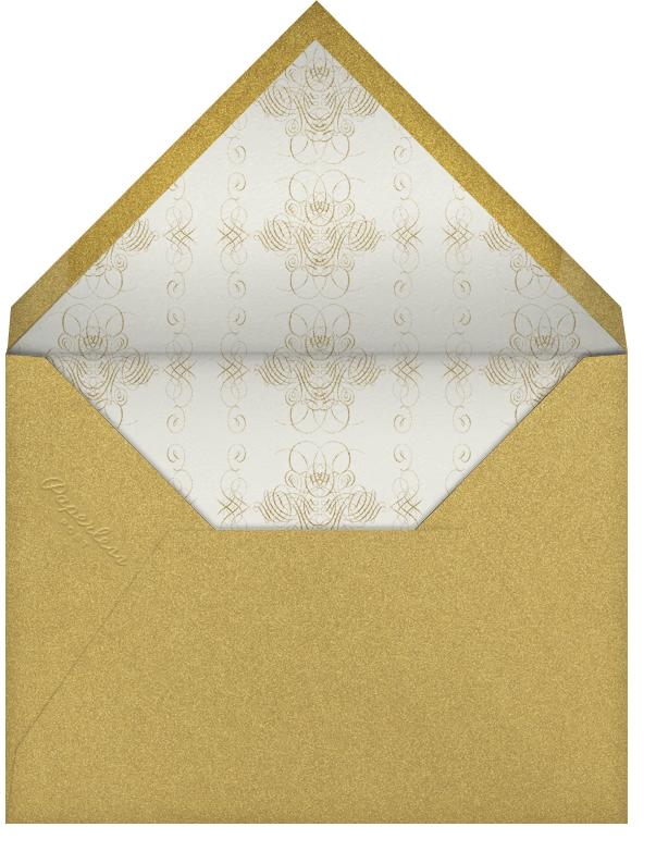 Tiara - Bernard Maisner - Mother's Day - envelope back