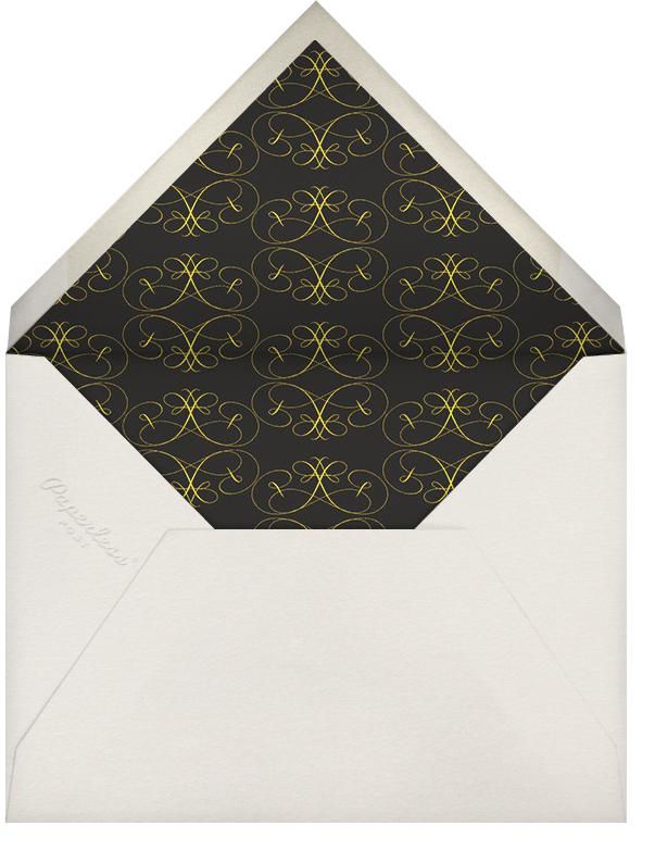 Dragonflies - Yellow Purple - Bernard Maisner - General entertaining - envelope back