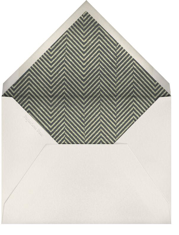 Merletto - Paperless Post - Adult birthday - envelope back