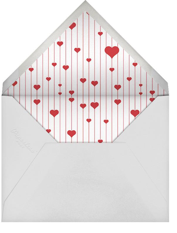 Moorish Silk - Paperless Post - Valentine's Day - envelope back