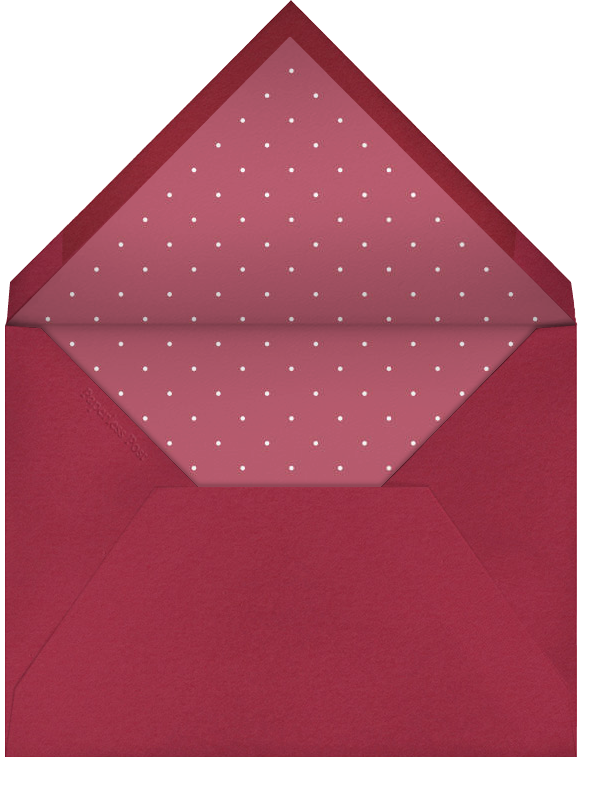 Paphos (Red) - Paperless Post - Valentine's Day - envelope back