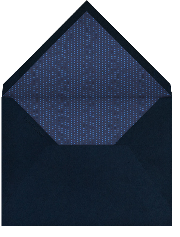Paperless Nile Ribbon - Paperless Post - Envelope