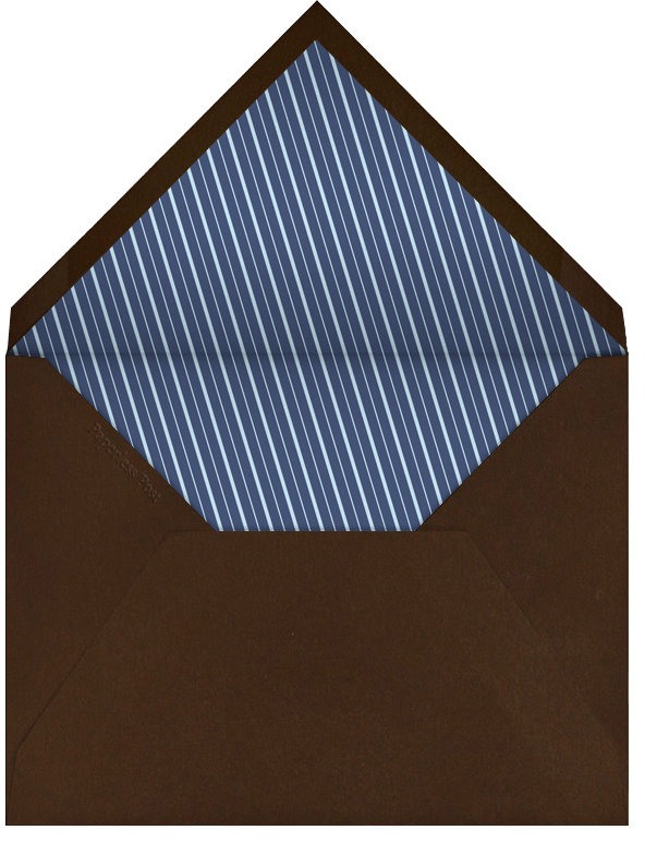 Seabiscuit - Paperless Post - Sports - envelope back