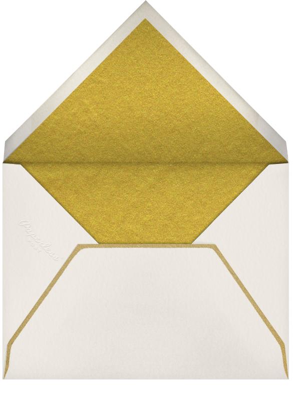 Shofar - Paperless Post - Rosh Hashanah - envelope back