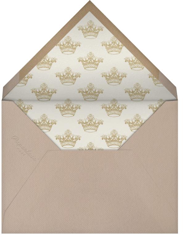 Save The Date - Cream - Bernard Maisner - Envelope