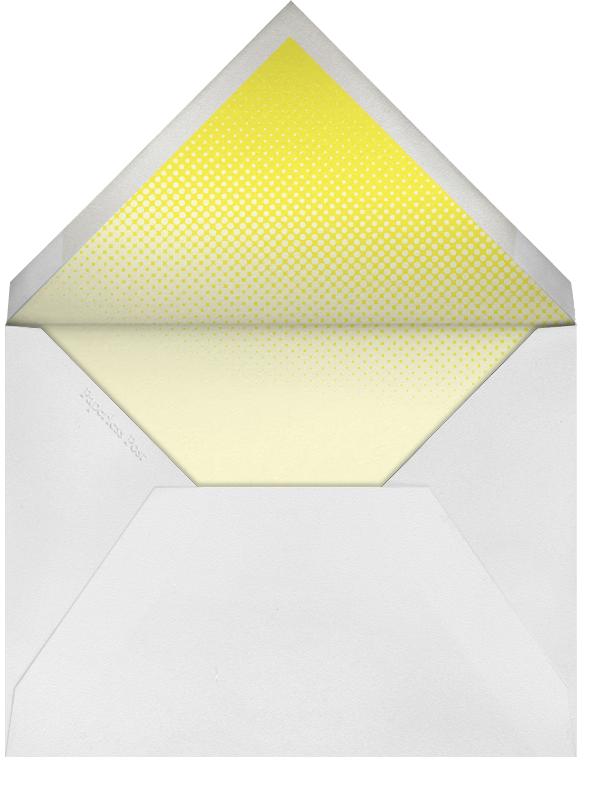 Dempsey Blue - Yellow Stripe - Paperless Post - Kids' stationery - envelope back