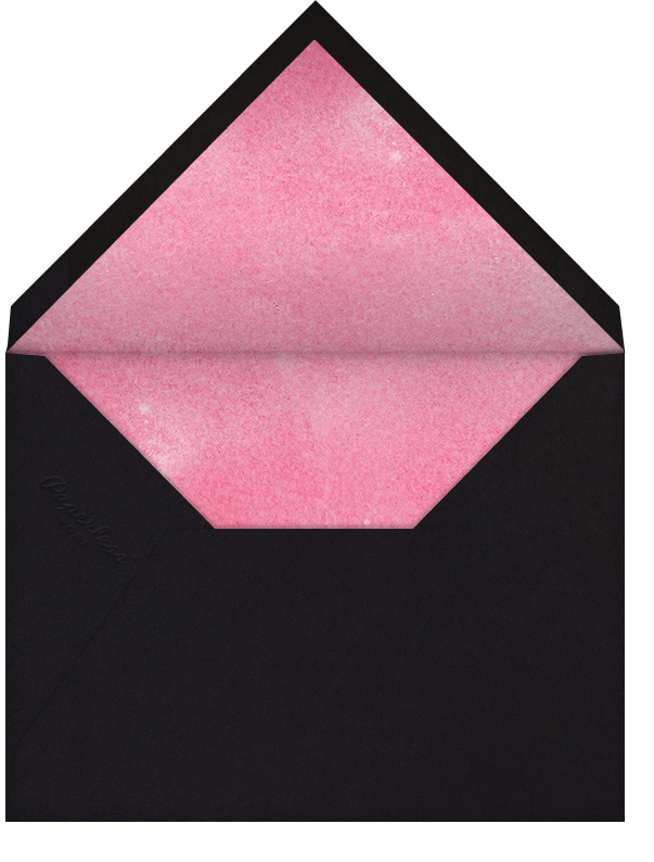 Fort Knox (Tall) - Paperless Post - Bachelorette party - envelope back