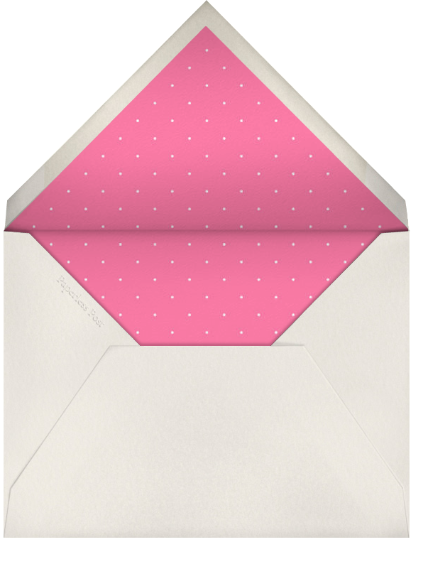 Bevel - Ivory with Pink - Paperless Post - null - envelope back