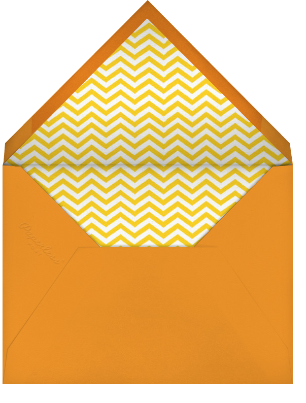 Chez Castel - Tangelo - Paperless Post - null - envelope back