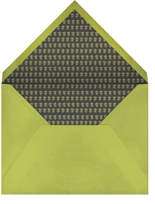 Caterpillar - Chartreuse - Bernard Maisner - null - envelope back