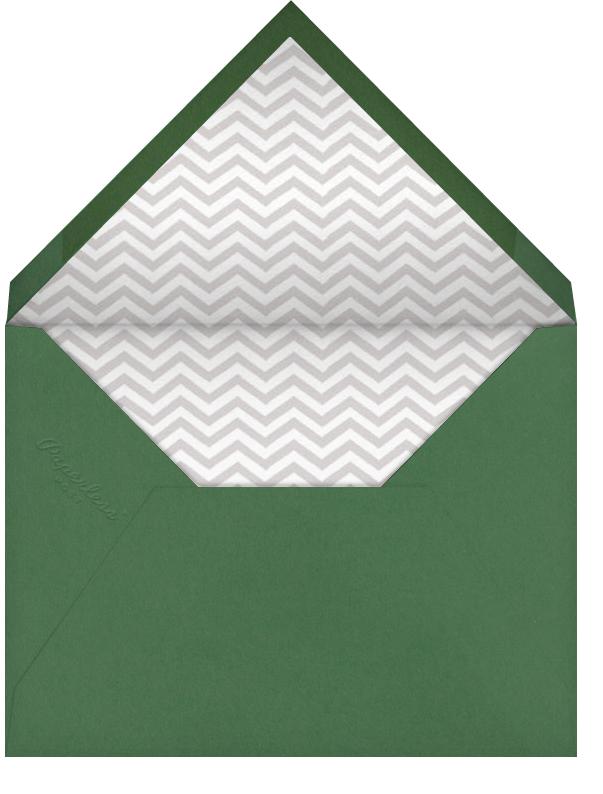 Clover - Paperless Post - St. Patrick's Day - envelope back