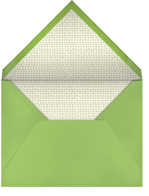 Coral - Sea Blue - Paperless Post - Beach party - envelope back