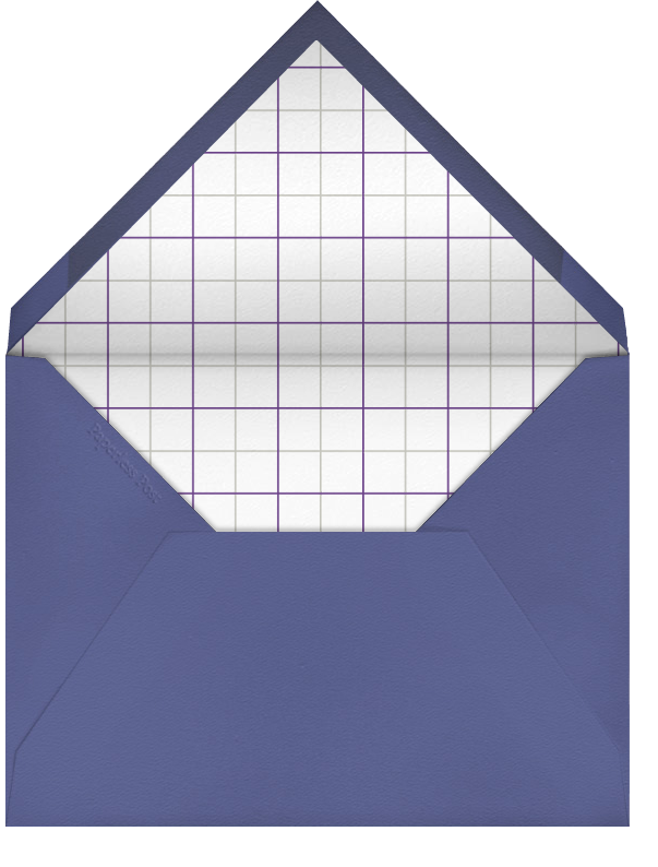 Double Thank You - Gray and Purple - Paperless Post - General - envelope back