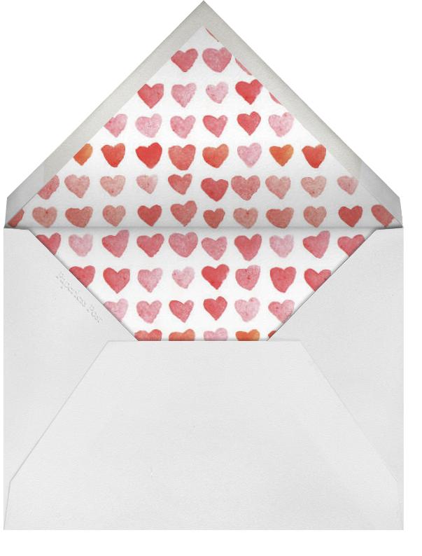 Happy Heart Day - Linda and Harriett - Valentine's Day - envelope back
