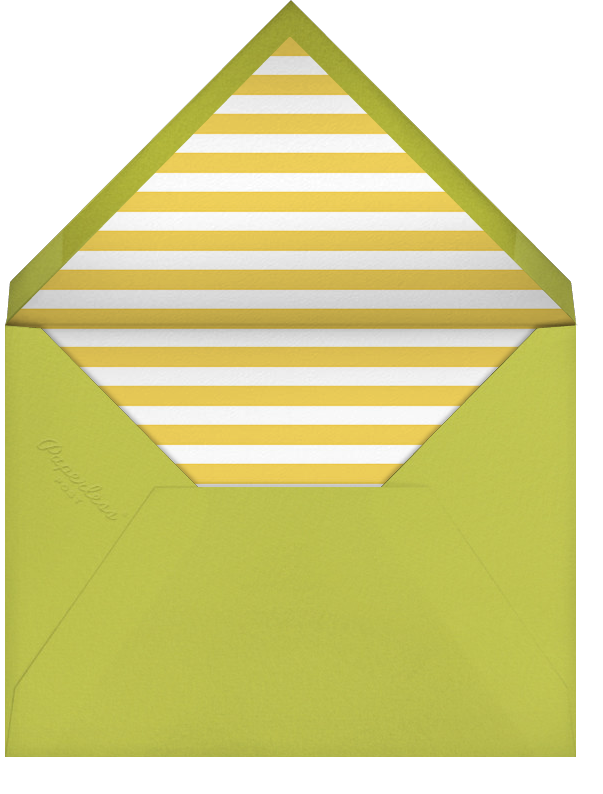 Lemons - Paperless Post - Personalized stationery - envelope back
