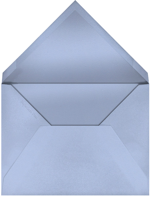 Octagon (Ivory) - Paperless Post - null - envelope back
